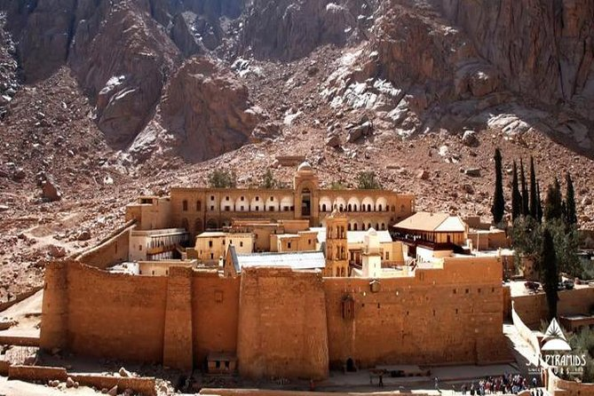 Overnight Trip to St. Catherine Monastery and Mount Sinai photo 2