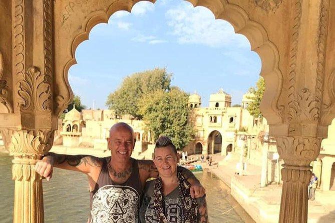 Tour privado de un día a Jaisalmer