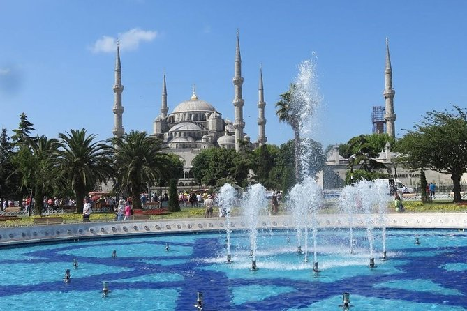 Istanbul Stop Over - Full Day Walking Sightseeing to the Highlights of the city