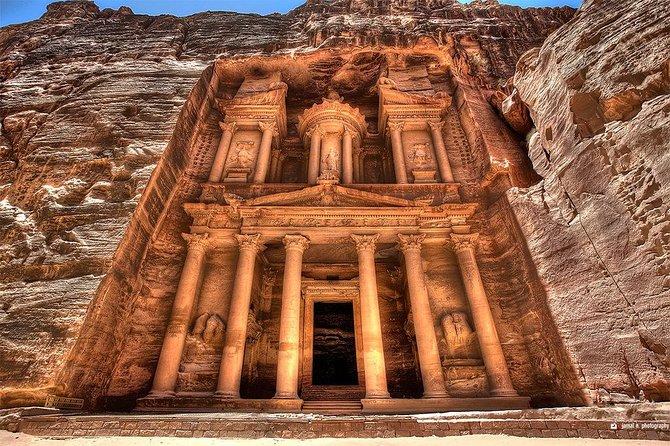 Experience Jordan Group Tour