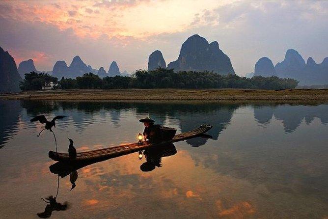 Yangshuo Cormorant Fishing and Xingping Ancient Town Tour