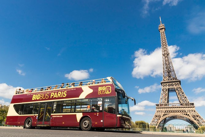 Big Bus Paris Map, See More 25, Big Bus Paris Map
