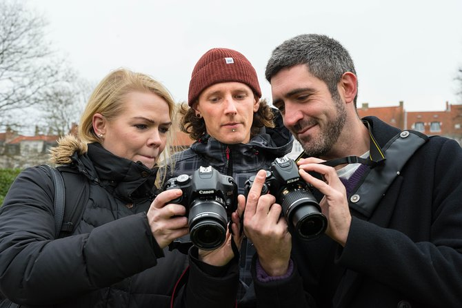 Photography for Beginners - Group Workshop