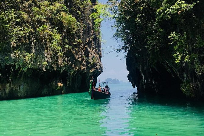 Full Day Hong Island Tour by Speed Boat from Krabi