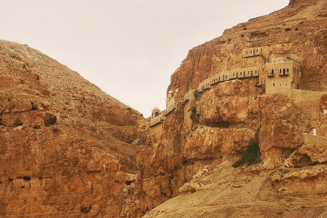 Bethlehem and Jericho Day Biblical Trip from Jerusalem & Tel Aviv