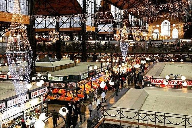 Gourmet Market Walk at the Great Market Hall of Budapest photo 3