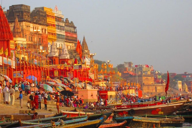 Private Varanasi Overnight Tour with Flight
