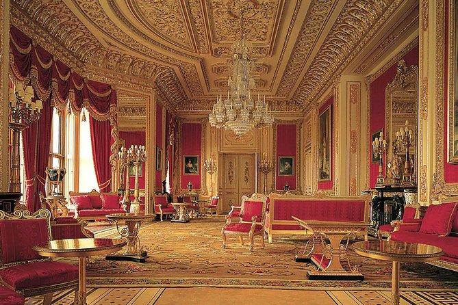 Wonderful Westminster & Windsor (Walking Tour & Visit Windsor Castle)