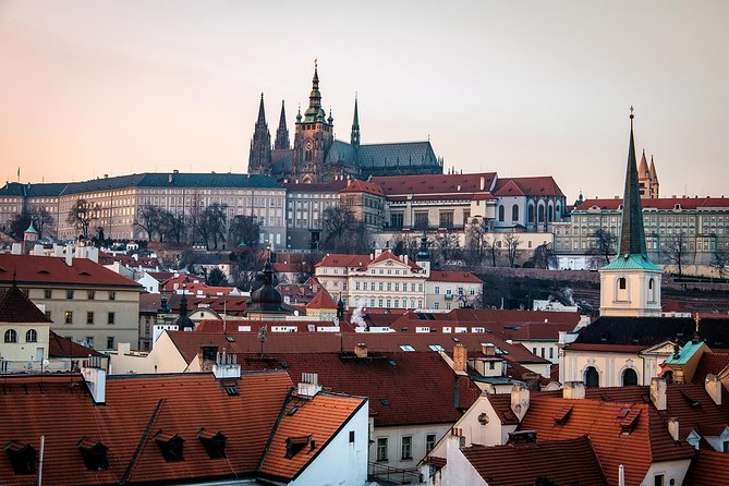 Prague Famous City Landmarks PhotoWalks Tour