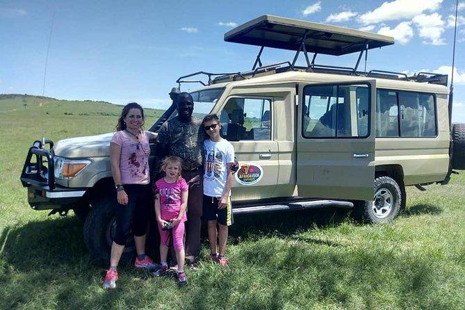 Safari vacation in Kenya