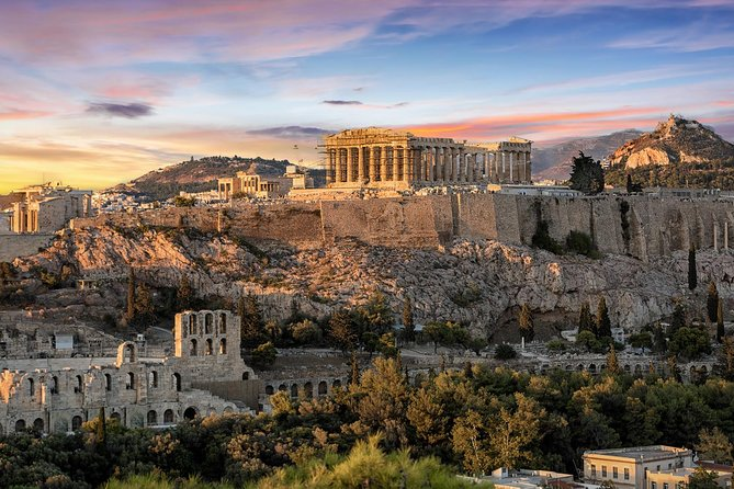 Private Tour of Classical Athens & Cape Sounion