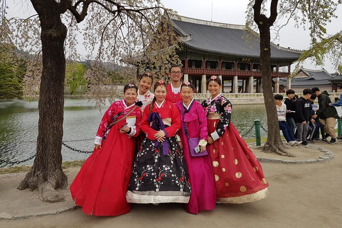 Full Day- Highlight Seoul City Tour & Gourmet Tour(including Lunch and Dinner)
