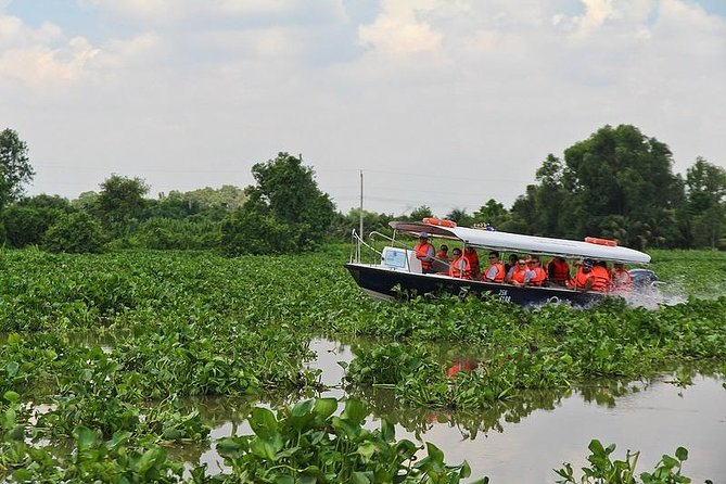 Mekong Delta My Tho and Ben Tre by Luxury Speedboat 1 Day Tour From Ho Chi Minh
