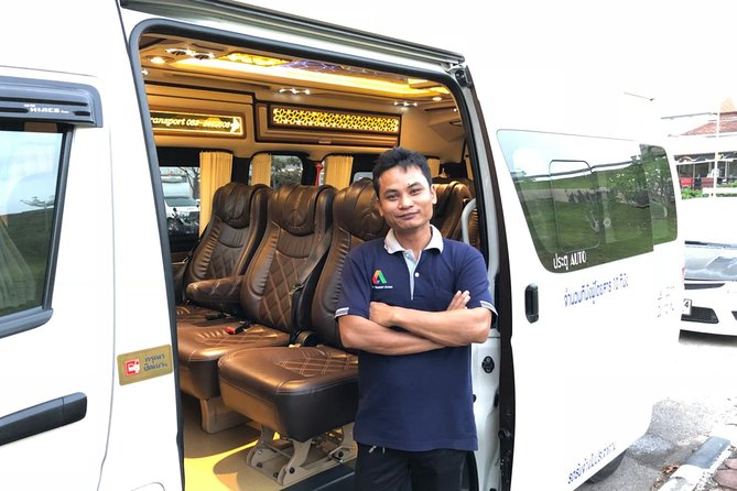 Aonang any hotel to Krabi airport Private transfer