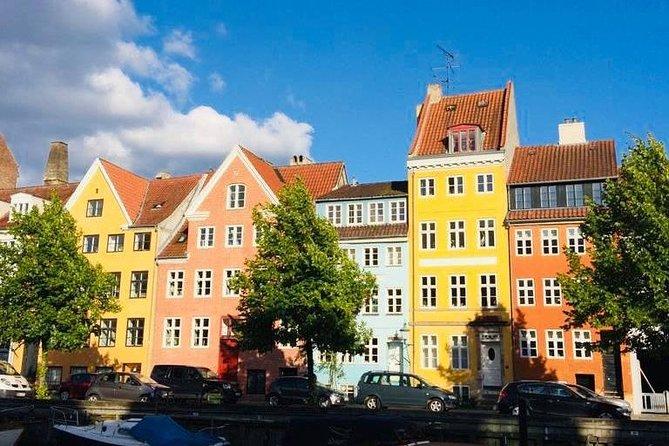 Walking tour of Copenhagen - 3 hours