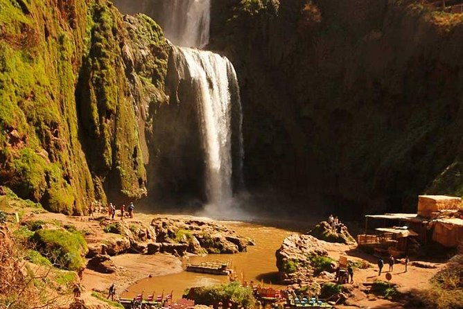 Day Trip to Ouzoud Waterfalls from Marrakech photo 1