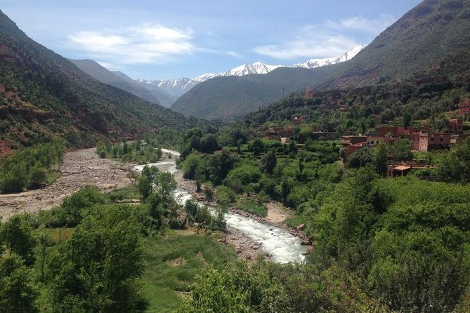 Day Trip To Ourika Valley from Marrakech