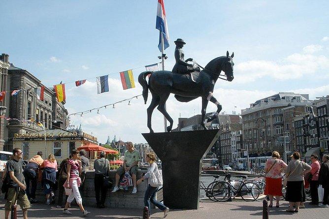Private Amsterdam History Tour