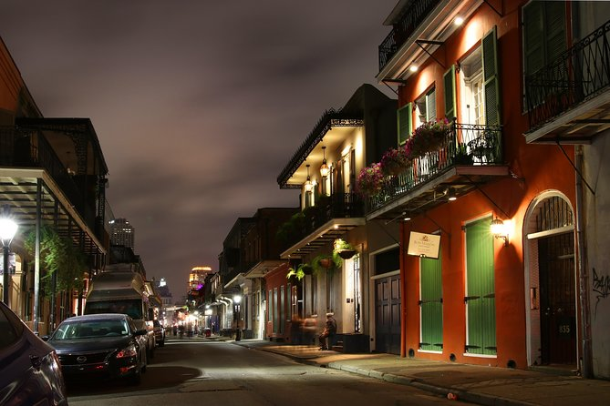 New Orleans Ghost Adventures Tour