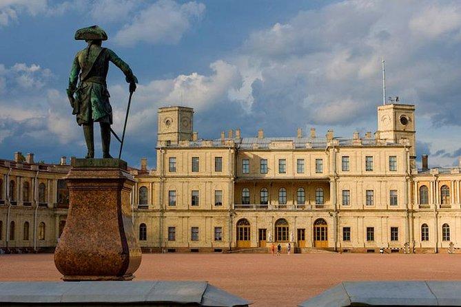 Pavlovsk & Gatchina (Park&Palace's) tour in 1 day