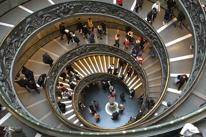 Vatican Museum and Sistine Chapel Tickets