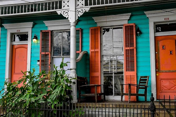 New Orleans Garden District Tour 2020