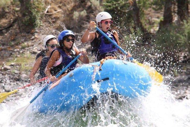 Yellowstone River Whitewater Rafting
