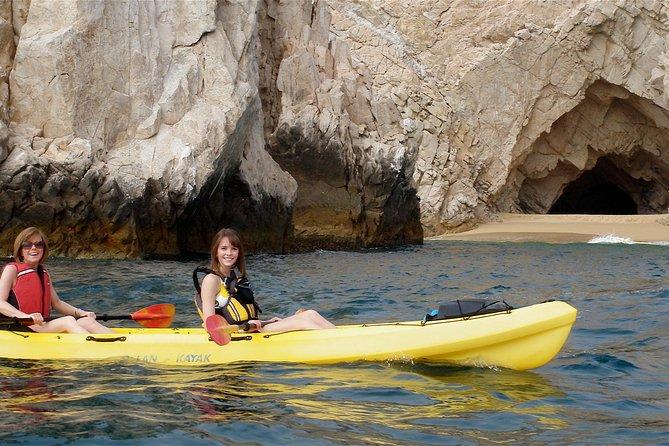 Los Cabos Arch and Bay Kayak Adventure