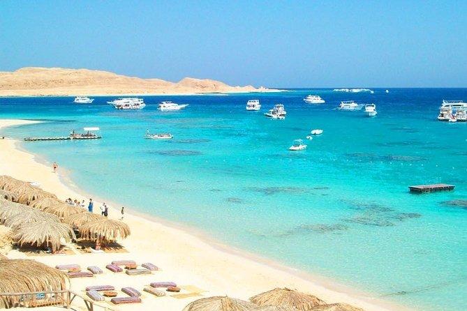 VIP Trip To Giftun Island From Hurghada