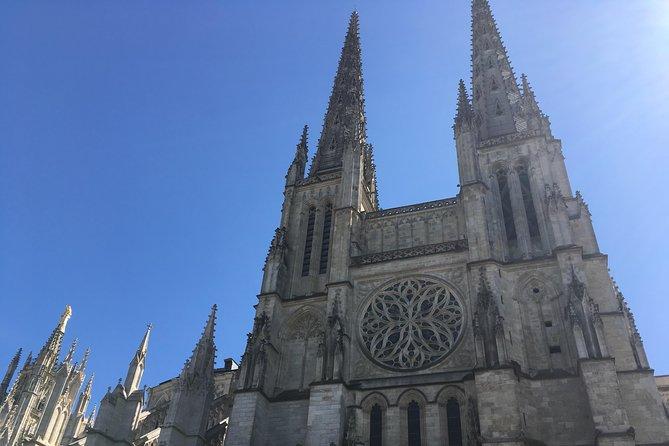 Tour pelo centro de Bordeaux