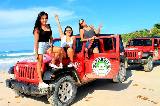 Jeep Safary - Full Day Tour