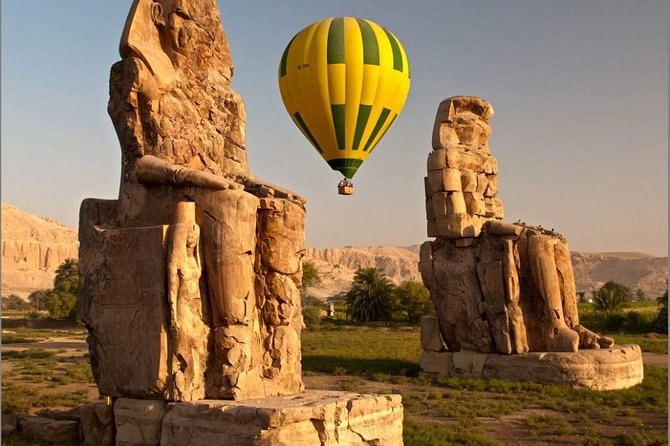 Sunrise VIP Hot Air Balloon Ride in Luxor