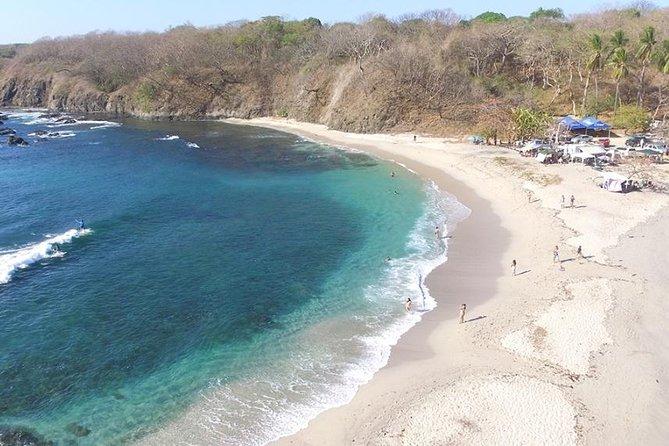 San juanillo beach tour