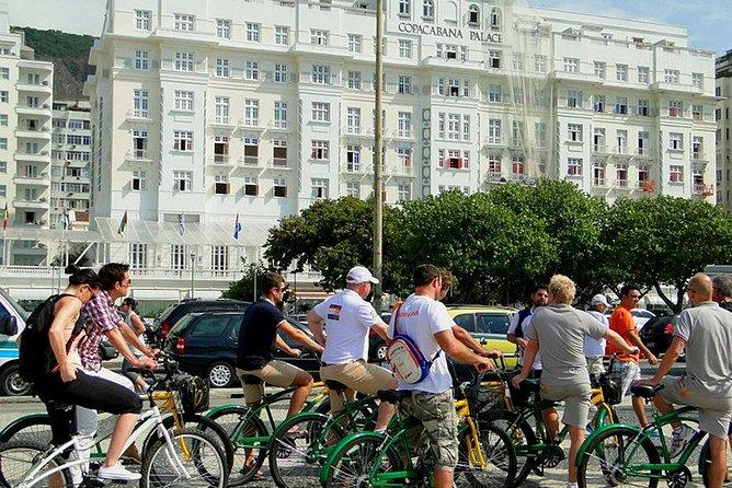 Bike Tour - Rio Sunset with Copacabana & Botanical Garden