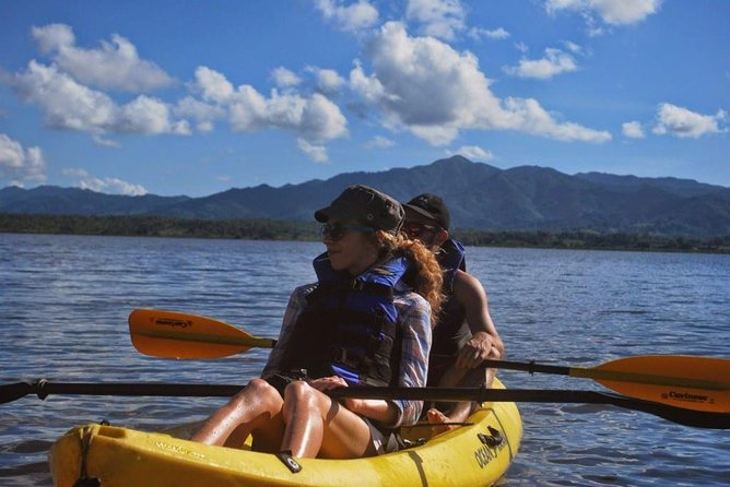 Kayaking in Los Haitises with Tour guide from Caño Hondo