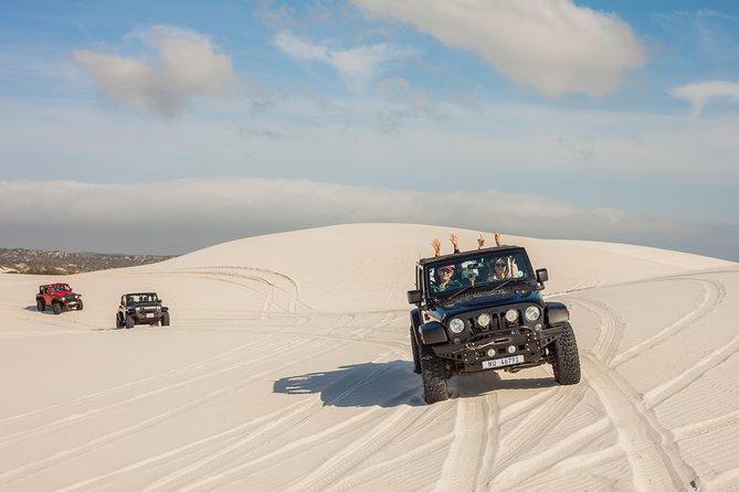 Jeep Dune Adventure Tour, Cape Town