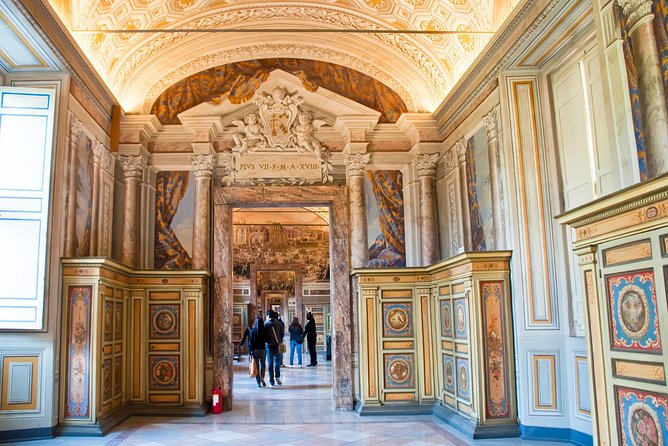 VIP access - vatican museums and basilica church