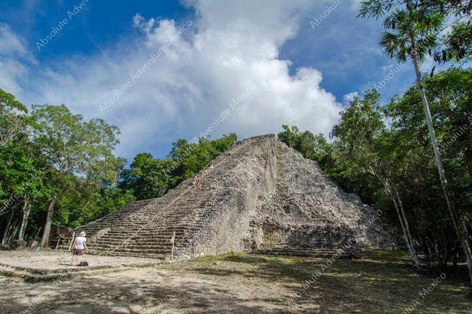 Private tour to Coba Ruins and Swim in Cenote photo 2