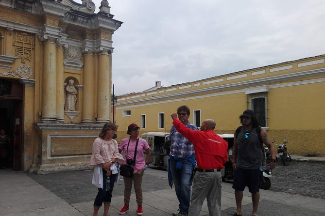 Private Antigua Walking Tour