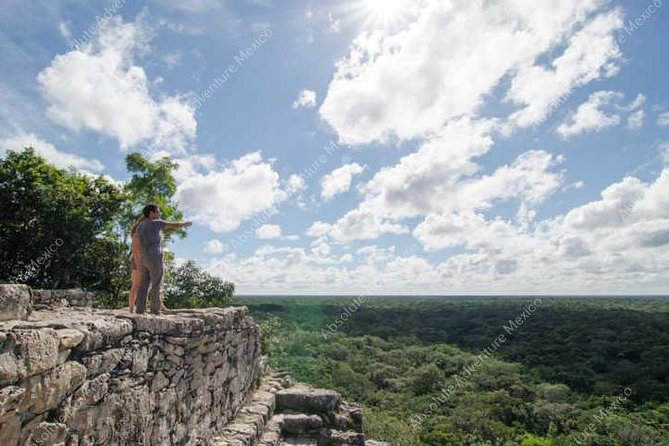 Private tour to Coba Ruins and Swim in Cenote photo 6