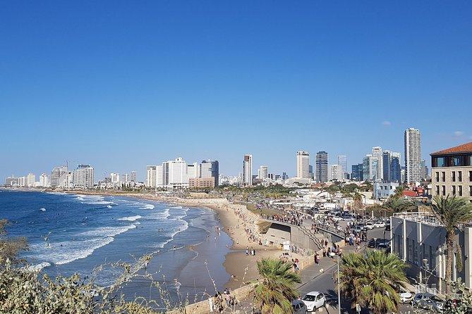 All the Best of Tel Aviv Walking Tour