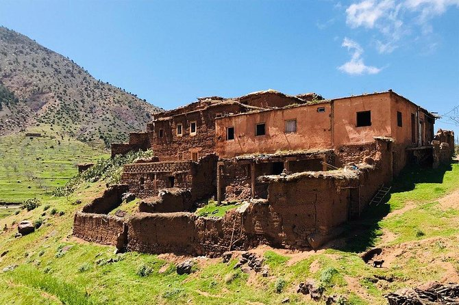 Atlas Mountains Day Trip From Marrakech 3 Valleys & Berber Villages & Camel Ride photo 7