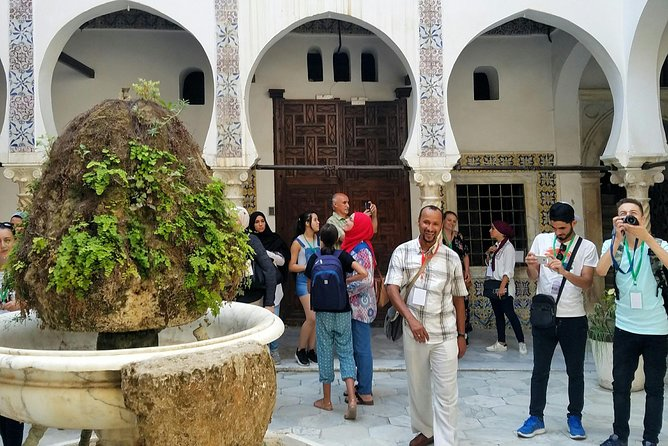 Visit and Lunch at the Kasbah of Algiers