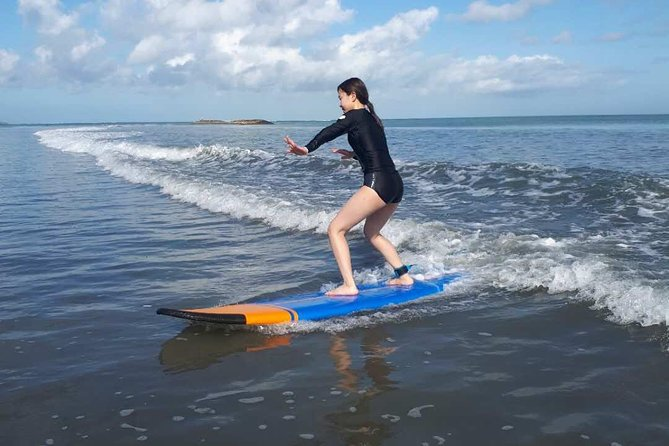 Fun Surf With Experienced Coach With Private Hotel Return Transfer