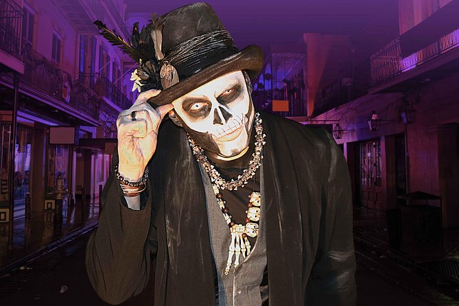 New Orleans Ghost, Voodoo, and Vampire Tour