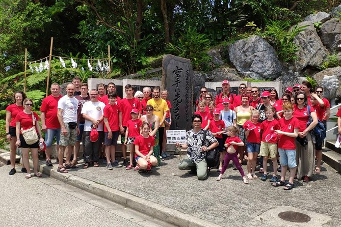 Karate History Tour in Okinawa