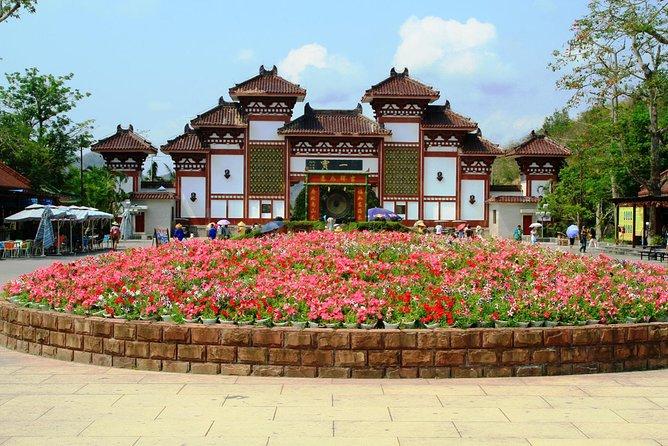 Nanshan Buddhism Culture Park