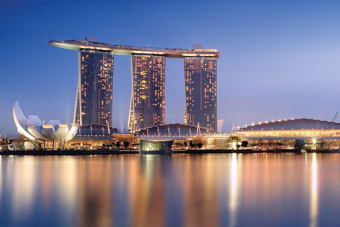 Singapore Night out @ Marina Bay