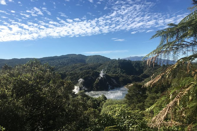 Wai-O-Tapu Thermal Wonderland Option to add Waimangu, Hobbiton or Whakarewarea