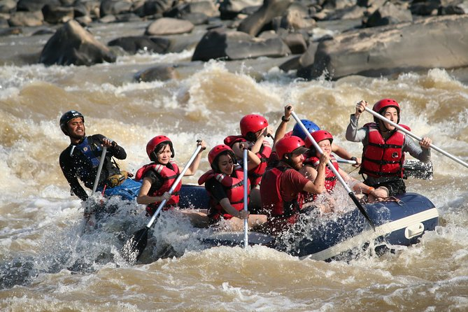 Papar White Water Rafting and Klias Wildlife Safari River Cruise